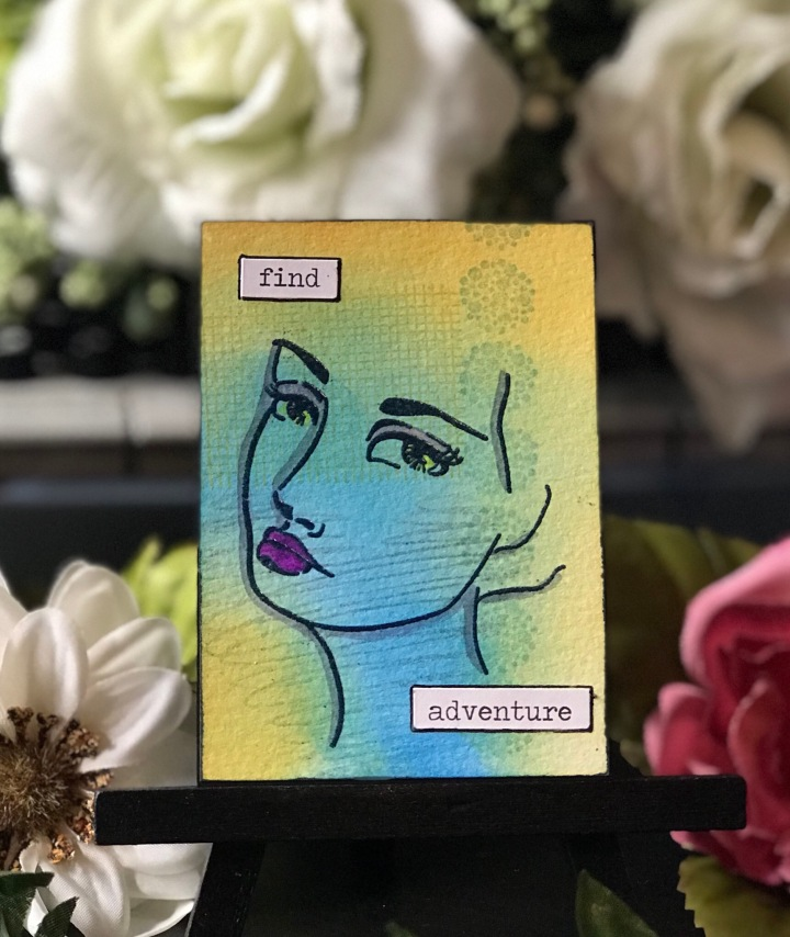 "ATC Series: ""Jane's Ladies"""