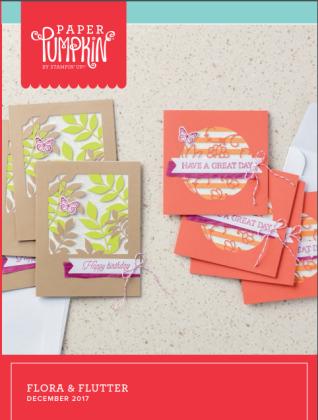 Flora and Flutter December 2017 SUP Kit
